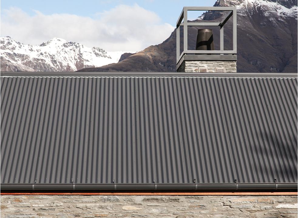Closeburn Station Roof